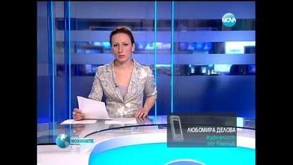 Земетресение от 5.8 по Рихтер удари България.