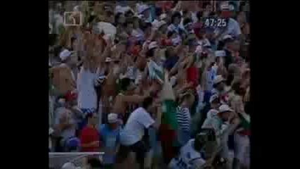 Господ беше българин през 1994 /българия - Аржентина 2:0/