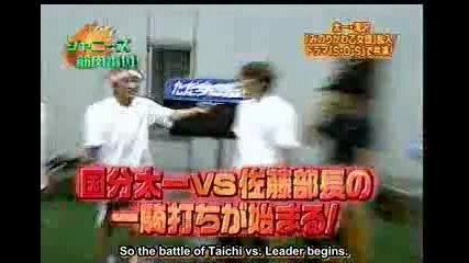 [ Engsubs ] Johnnys Sports Day 2001 part 6