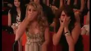 Режат косата на Joe Jonas Teen Choice Awards
