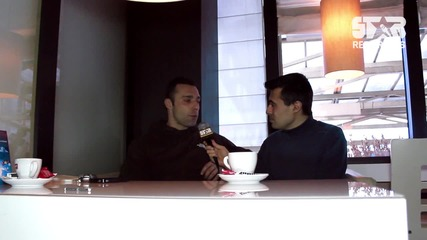 Star Reporters: Gantcho с участие на Евровизия