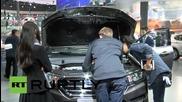 Китай: Great Wall Motors разкриват Haval H6 Coupe SUV