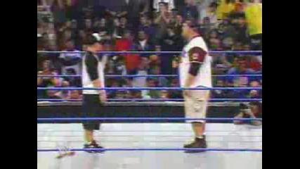 Jhon Cena vs Big Show Rap Batlle