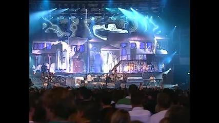 Halid Beslic - Nije ljubav vino - (Live) - (Arena Zagreb 2009)