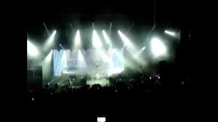 Scorpions drum solo