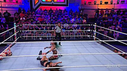Kacy Catanzaro, Kayden Carter & Sarray vs. Mandy Rose, Gigi Dolin & Jacy Jayne: WWE NXT, Sept. 14, 2021