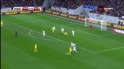Украйна 2 - 0 Словения ( Eвро 2016 бараж ) ( 14/11/2015 )