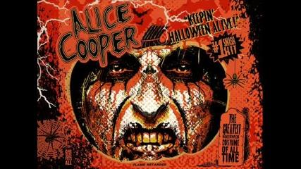 Alice Cooper - Keepin Halloween Alive