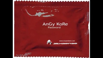 Angy Kore - Password (original Mix)