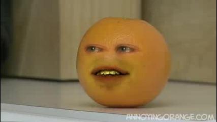 annoying orange gets autotuned