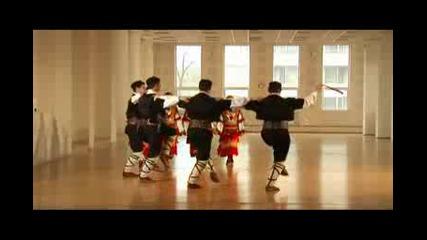 Испайче Хоро - Танц