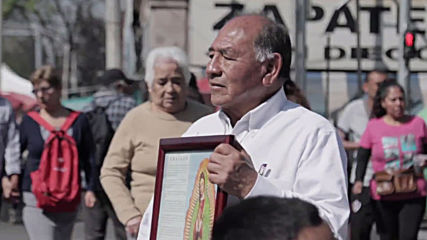 Mexico: Thousands of pilgrims walk miles to honour Our Lady of Guadalupe