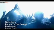 Nickelback - Burn it to the ground [hq]