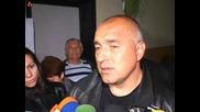 Борисов - Избирателите разпознаха фалшивите екшън герои