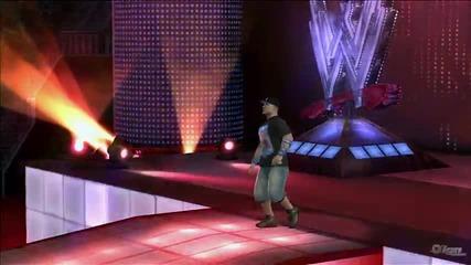 John Cena entrance 2010