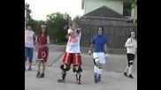 Naruto Cosplay- The Villiage Of DDR