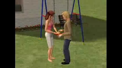 Sims Love Story - Friend Of Mine