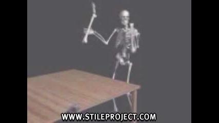 Скелети Безсрамници