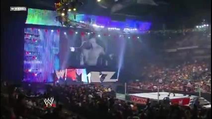 Wwe Raw The Miz vs Kofi Kingston United States Championship