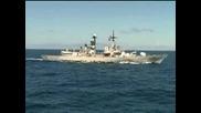 В защита от пирати във водите край Сомалия