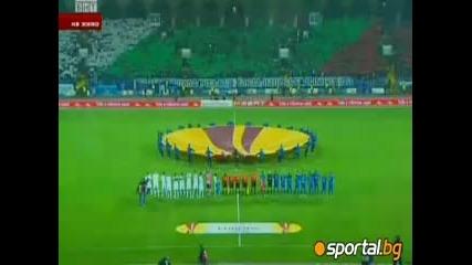 Levski Sofia Europa League Goals (season2010-2011)