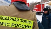 Russia: EMERCOM respond to fatal roof collapse at machine-building plant