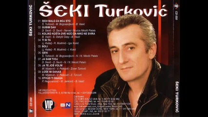 Seki Turkovic - Ljubomora (1986)