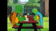 2/2 Франклин се връща в училище - Бг Аудио - анимация (2003) Back to School with Franklin