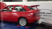 Ford Escort Cosworth on Vrperformance Dyno