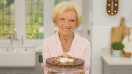 Шоколадов тарт | Бързите рецепти на Мери Бери | 24Kitchen Bulgaria