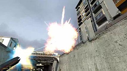 Човек от Видин играе Half-Life 2 (part1)
