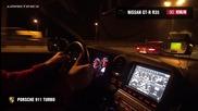 Ams Alpha 12 Nissan Gt-r vs Porsche R911 Switzer/protomotive