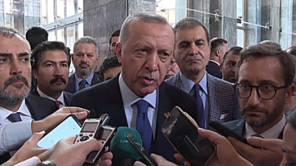 Turkey: Erdogan to discuss Syria ceasefire with Pompeo and Pence