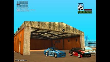 Drift Battle[friendly]-th3no0b Vs fr3ak