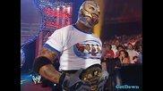 Chavo Guerrero vs. Rey Mysterio (cruiserweight Championship Match) - The Great American Bash 2004