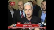 Пп Атака напусна Нс докато депутатите не осъдят с декларация антибългарското изказване на Хафъзов.