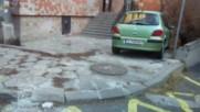 Поредният Автоталибанин Паркирал На Тротоар В Бургас
