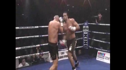 Badr Hari vs. Gokhan Saki It's showtime