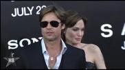 Angelina Jolie гладува