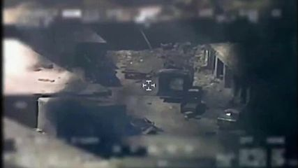 Afghanistan: Aerial footage captures battle after attack near Kabul presidency