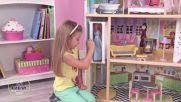 Дървена къща за кукли - Кейли от Kidkraft