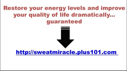 Sudden Excessive Sweating