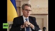 Ukraine: US Ambassador Pyatt condemns Right Sector Mukachevo attack