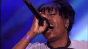 Ashly Williams' Emotional I Will Always Love You Prompts Tears - The X Factor Usa 2013 - Youtube
