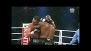Кубрат Пулев с първа титла в професионалния бокс