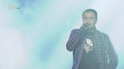 Били Хлапето ft. Дивна - Слънчеви дни Live - Зелената песен на България