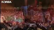 Ето това са феновете на Бешикташ !!!