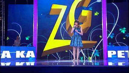 Ajsa Kapetanovic - Ja nisam rodjena da zivim sama - (Live) - ZG Baraz 2013 14 - 10.05.2014. EM 31.