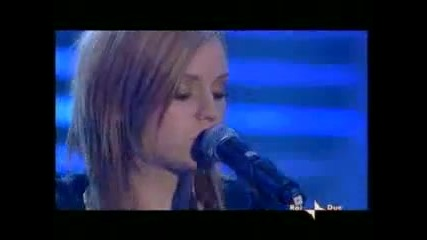 Amy Macdoland - This is the life (live)
