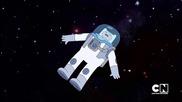 Adventure time (Време за приключения)-The comet/Hot Diggity Doom S05 E42/43 (финал)
